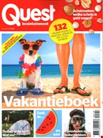 Quest braintainment vakantieboek 2018-01